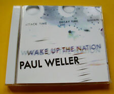 "CD ""paul weller-wake up the nation"" 16 chansons (Moonshine)"