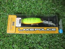JACKALL LAKE POLICE Squirrel DD 79 SP mat tiger From Japan
