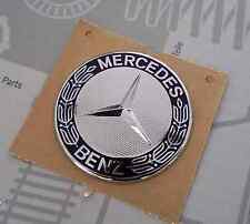 Mercedes FREGIO STEMMA COFANO Originali Classe A B C E S CLK SLK ML G GL CL SL R