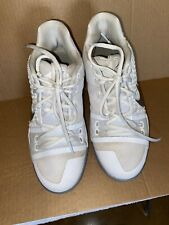 Nike Kyrie Azurie Elizabeth White Chrome SNEAKERS BASKETBALL 6Y Youth 859466-103