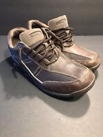 Men's Rockport Brown casual Shoes - size 9 - No insoles (SK62261)
