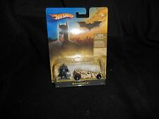 Hot Wheels 2005 Batmobile H6295 Batman Begins Sealed on Card