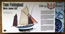 Billing boats krick BB580 kit Marie-Jeanne