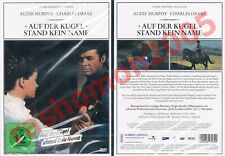 DVD AUF DER KUGEL STAND KEIN NAME NO NAME ON THE BULLET Audie Murphy Western NEU