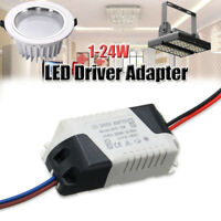 1-3W 5W 7W 12W 24W 85-265V 300mA LED Driver Netzteil Trafo Treiber Transformator