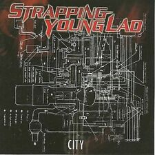 Strapping Young Lad : City CD