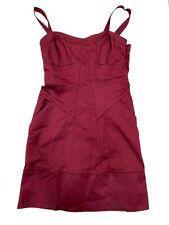 Authentic Mango Womens Sundress Maxi Dress Summer Boho US M Medium Casual Tank