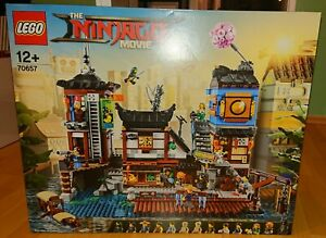 LEGO Ninjago Movie City Hafen (70657) NEU / OVP
