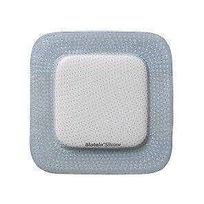 BIATAIN Silicone Schaumverband 12,5x12,5cm 10 ST