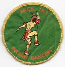 Indian Dancers Pack 183 Boy Scouts of America BSA