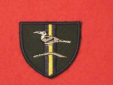 British Army Jungle Training Warfare School TRF Badge.