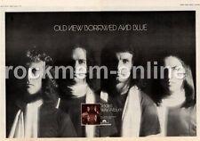 Slade Old New Borrowed & Blue MM4 LP Advert 1974