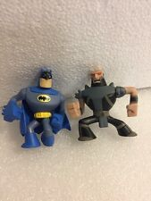 DC Universe Action League (Brave and the Bold) KANJAR RO And Batman Lot Of 2