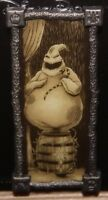 Disney Nightmare Before Christmas Haunted Mansion Portrait Pin NBC Oogie Boogie