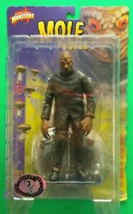 """Sideshow Collectibles Toys Series 4 MOLE PEOPLE 8"""" Action Figure, MIP"""