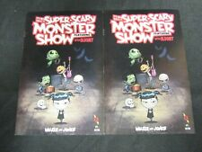 (2) Super Scary Monster Show #1 (2005) Comics Little Gloomy NM G108