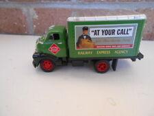 Classic Metal Works  O Scale  #TC300 1948 Box Truck - Railway Express Agency