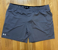 Men's Under Armour Size 4XL Shorts Heat Gear Fitted NWT