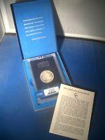"1879-S Non-CC "" GSA "" NGC MS65 PL Proof-Like Silver MORGAN Dollar $1 BOX and COA"