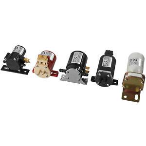 12V Wasserpumpe Pumpe Druckpumpe Frischwasserpumpe Modellbau kleine Mini Pumpe