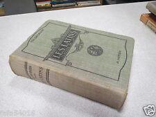 LES LATINS PAGES PRINCIPALES DES AUTEURS DU PROGRAMME CH GEORGIN 1933 *