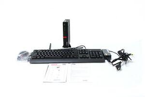Lenovo ThinkCentre 910q tiny Intel I7 7700T 2.9GHz Ram 8GB SSD 256GB 10MV000UUS