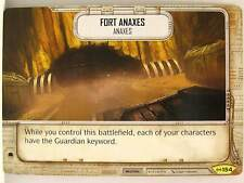 Star Wars Destiny - #154 Fort Anaxes-Empire at War
