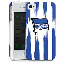 Apple iPhone 4 Premium Case Cover - Strips & BSC