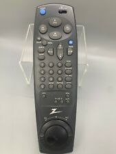 Zenith Dvd Vcr Catv Tv Combo Remote Control w/ Scan Dial Full Function