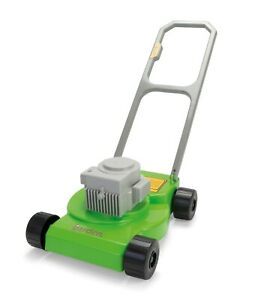 KIDS CHILDRENS PLAY MOWER LAWNMOWER WITH HUMMING SOUND by DANTOY green mower