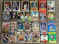 880 + Different Texas Rangers Baseball Cards  *Rookies * Stars * Team Sets*