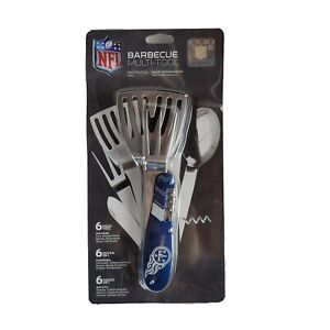 Tennessee Titans Sports Vault Barbecue Multi Tool