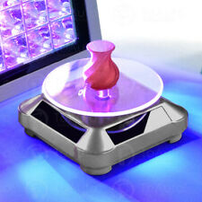Resin Curing Light Rotating Display Stand for SLA DLP 3D Printer Photocuring