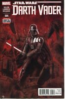 Star Wars Darth Vader #4 Marvel COVER A  1st PRINT GILLEN