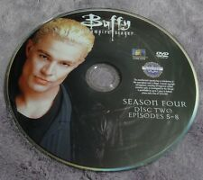 Buffy the Vampire Slayer - Season 4 FOUR DISC 2 ONLY REPLACEMENT DVD DISC Two