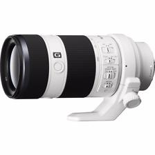 New Sony FE 70-200mm F4 G OSS Full-frame E-mount Lens - SEL70200G