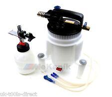Professional Brake Vacuum Pump Pneumatic Brake Fluid Extractor & Refill Kit
