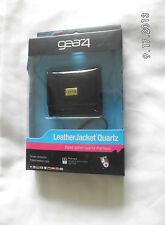 gear4 Black Patent Leather Quartz case for ipod 3rd gen 4GB 8GB  UK