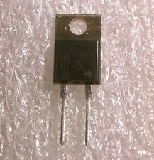 DIODE SCHOTTKY BARRIER - MBR745 -  7.5A - 45V - TO220