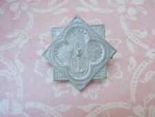 Vintage Antique Catholic Lapel Pin First Holy Communion Chalice - nice details