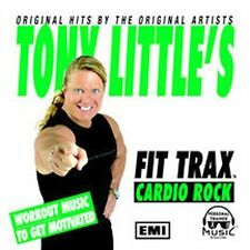 Tony Little's Fit Trax: Cardio Rock by Tony Little (CD, Dec-2003, The Right Stuf
