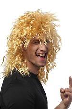 Perruque Femme Homme Carnaval Wilden Kink-curl Lion Chav Nuque longue