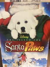 Search for Santa Paws  DVD Disney New Sealed
