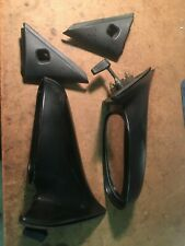 2001 CHEVROLET PRIZM set of side view mirrors left & right  with interior trim