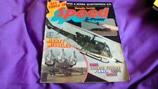 Speed & Power Magazine 1975 Issue No85 Mighty Missiles