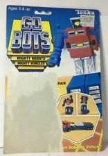 Vintage 1984 Tonka Bandai Gobots Road Ranger Cardback