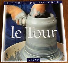 L'école de poterie Le Tour Joaquim Chavarria