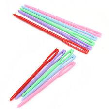 20Pcs Plastic Weave Sewing Knitting Tool Cross Stitch Kid Knit Needle Craft  Z