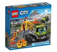 YRTS Lego CITY 60122 Robot Oruga en Volcán ¡Nuevo en Caja! ¡New!