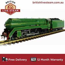 Gauge 1, Australia C38 Live Steam Locomotive Streamline. NEW, 1Yr Warranty.